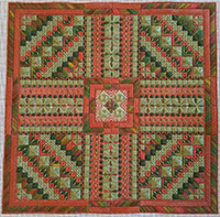 Errington Needlepoint Design Scheme 3